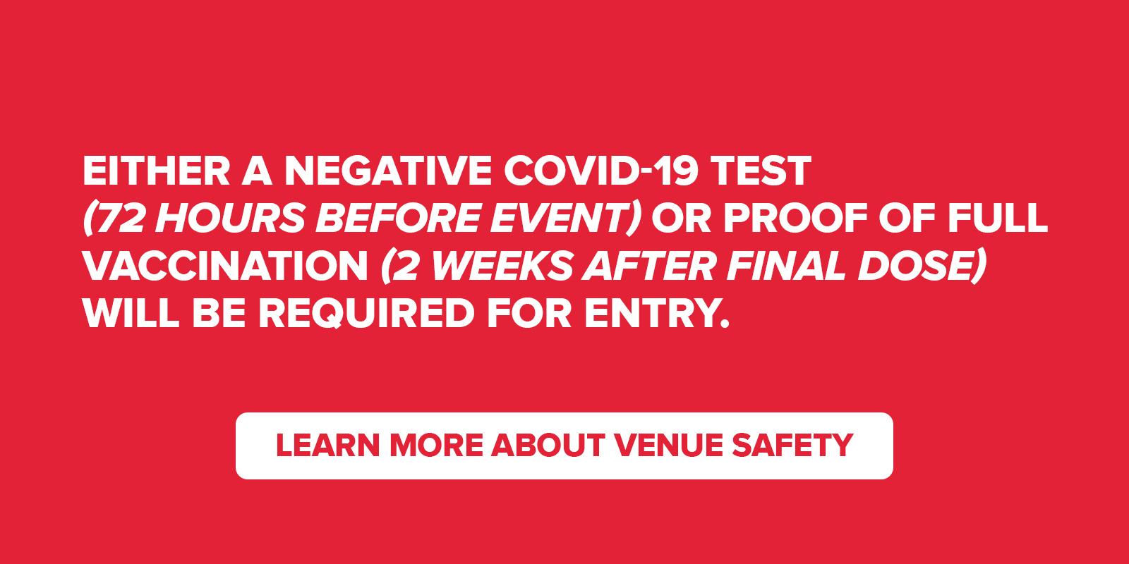 COVID Protocols Banner